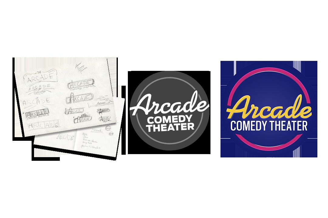 Arcade Logo Development