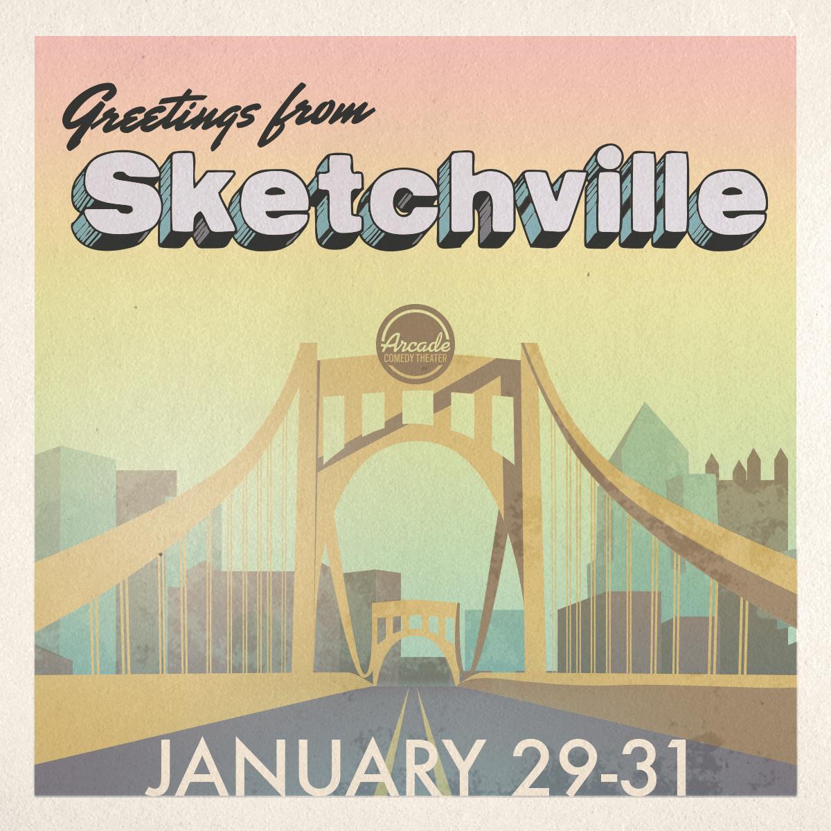 Sketchville Facebook Ad