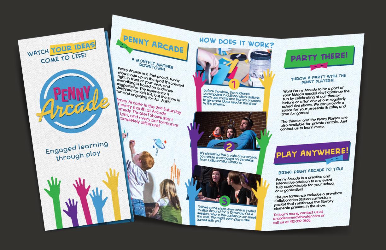 Penny Arcade Brochure