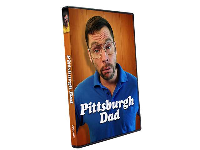 Pittsburgh Dad DVD