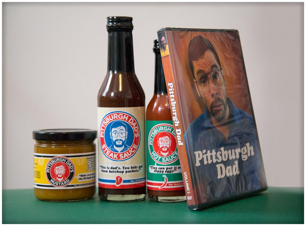 Pittsburgh Dad Final Products