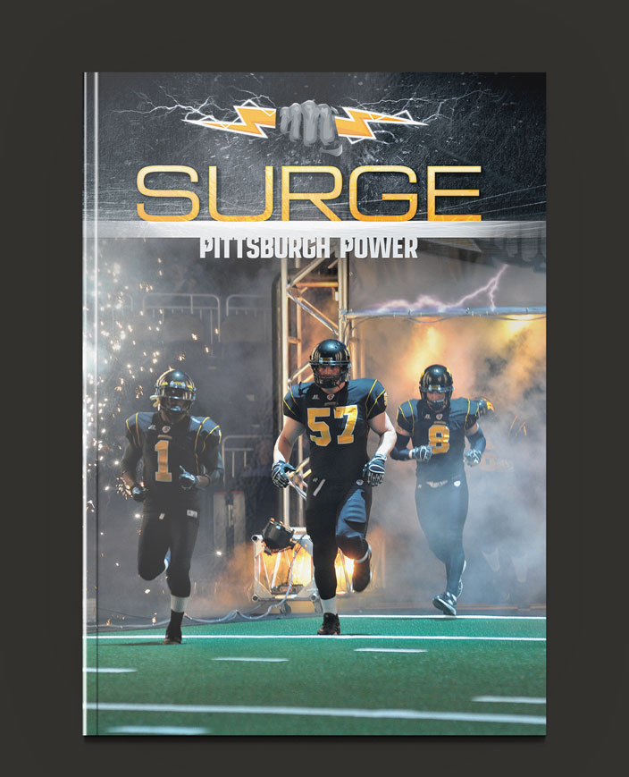 Surge Booklet